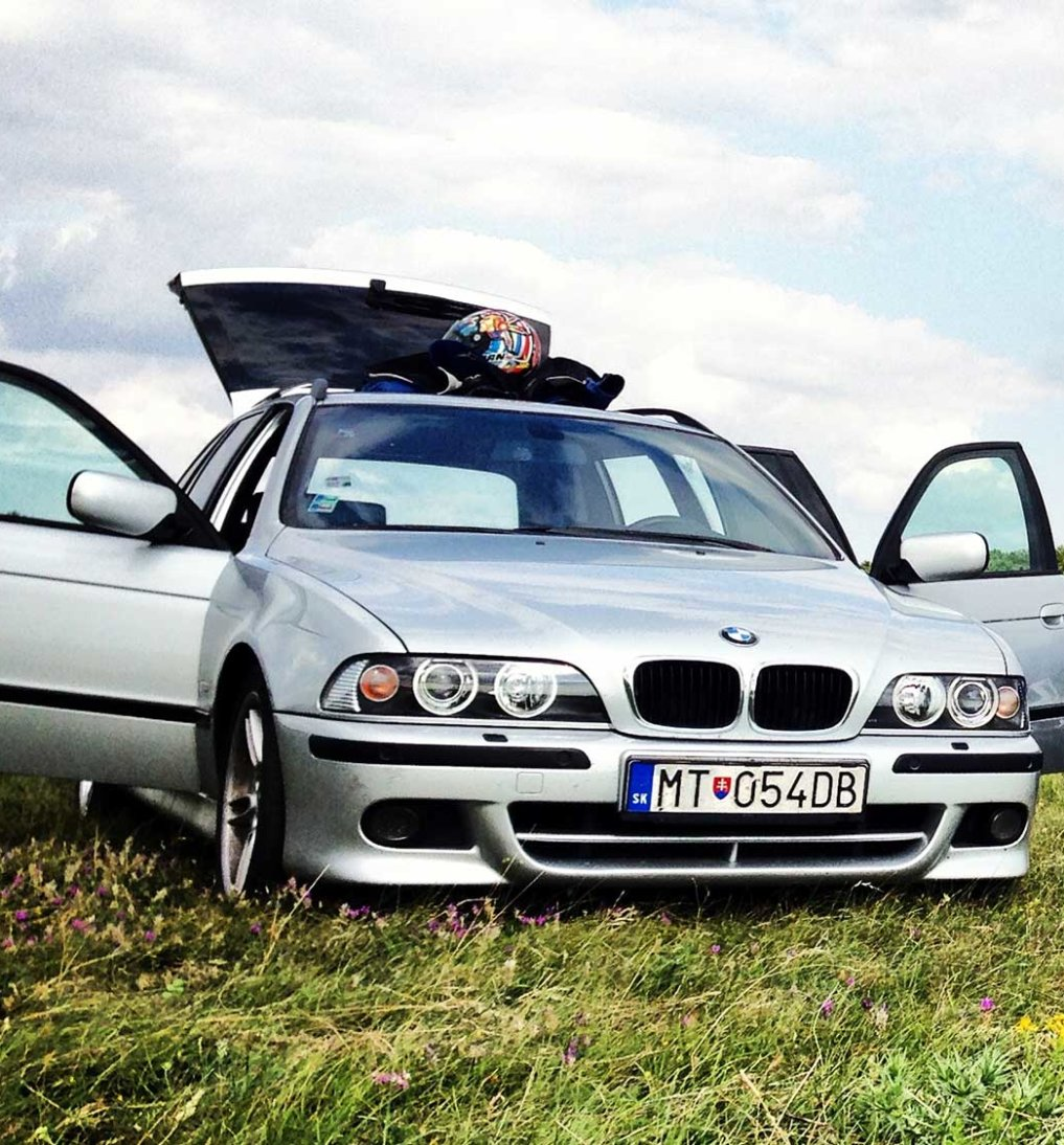 BMW E39 530D Bi-Turbo